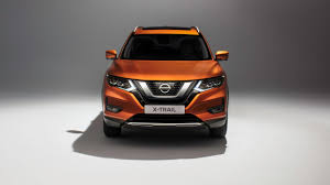nissan x trail facelift motor1 com photos