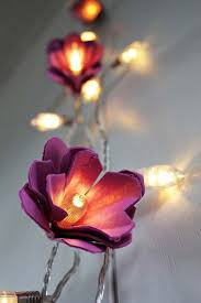 Flower Light Bulbs - best 25 flower lights ideas on pinterest making flowers with