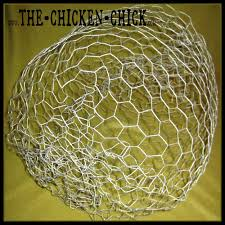 the chicken chicken wire lighted christmas balls u0027tis