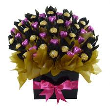 chocolate flowers hello gorgeous tasmanian chocolate bouquets