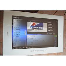 Bathroom Mirror Tv by 32inch Bathroom Smart Mirror Lcd Tv Android 4 4 Os Television 1g