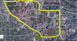 Colorado College Campus Map by Humans Vs Zombies Is Back On Campus Starting Monday Cu Boulder