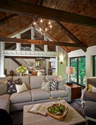 Best  Vaulted Living Rooms Ideas On Pinterest Great Rooms - Country family room ideas