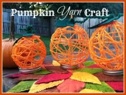 o lantern pumpkin yarn craft school
