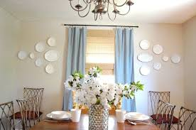 wall decor ideas for dining room plate wall decoration for a dining room decoration ideas on budget