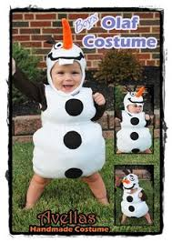 Halloween Costume Ideas Baby Boy Olaf Inspired Costume Tutorial Olaf Costume Olaf Costume