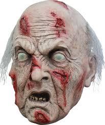 skin mask halloween grumpy old man halloween mask walmart com