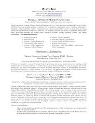 marketing manager resume product marketing manager resume resume progrroduct marketing