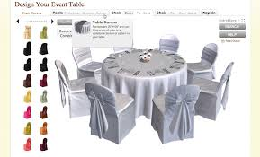 Creative Wedding Planning Tool Online Table Designer Pixel  Ink - Design a table setting