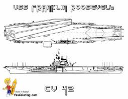 nonstop navy coloring page free navy aircraft carrier ship