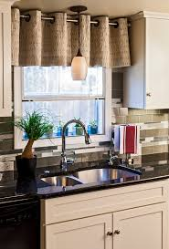 Kitchen Valance Ideas Kitchen Valance Ideas Kitchen Traditional With None