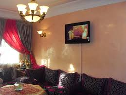deco salon marocain davaus net u003d couleur moderne pour salon marocain avec des idées