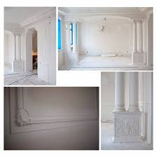 recessed lights in white ceiling also wall paint decoration