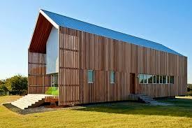 Modern Barn Barndominium Green Live Work Space Is A Modern Update To The