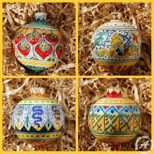 traditional italian ornaments decore
