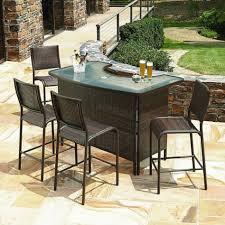 Patio Furniture Pensacola by Pvc Patio Furniture Patio Dinnerware Set High Top Patio Tables