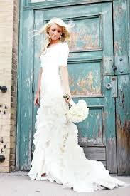 modest wedding dresses long lace sleeves modest wedding dresses