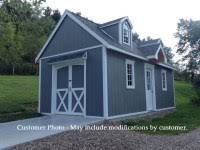 Best Barns Millcreek Arlington 12x24 Ft Best Barns Wood Shed Barn Kit House Plans
