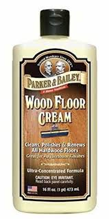 i used bailey wood floor cleaner for the past 10 years