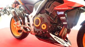 details zum custom bike honda cb 1000 r des händlers motorrad