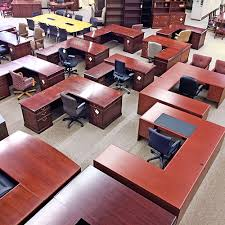 Office Desk Used Materials Used In A Tv Stand Furniture Depot