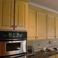 Interior  Inspiring Kitchen Design And Decoration With Cream - Kitchen backsplash ideas with cream cabinets