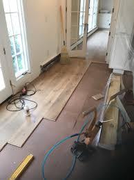 Wide Plank Oak Laminate Flooring Choosing Wide Plank Flooring For The Kitchen Mac U0026 Marlborough