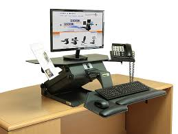 Rolling Stand Up Desk Sit And Stand Up Desk Review And Photo