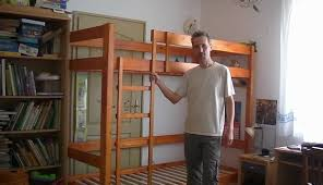 Easy And Strong 2x4 U0026 2x6 Bunk Bed 6 Steps With Pictures by Diy Full Size Bunk Bed Youtube