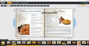 créer un livre de cuisine personnalisé faire livre de recettes