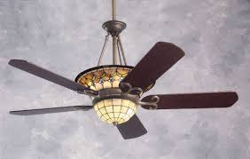 cool white tiffany ceiling fan with light modern ceiling design