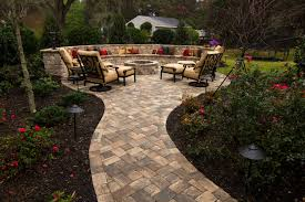 Backyard Patio Stones Stylish Decoration Outdoor Patio Pavers Cute Patio Bricks And