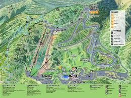 Ski Utah Map by Hiking Trails At The Olympic Sports Park Old Town Guest House