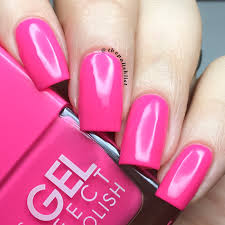 the polish list primark ps gel effect nail polish review