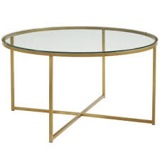 contemporary round coffee table modern round coffee tables allmodern
