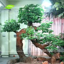 artificial decorative trees for the home decorative indoor trees wholesale hot sale types of mini