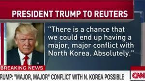 North Korea Will Donald Trump Attack North Korea World News Express Co Uk