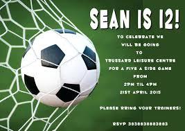 printable birthday invitations uk party invitation templates uk beautiful football birthday
