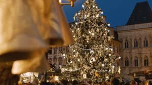 the christmas market at old town square tres bohemes