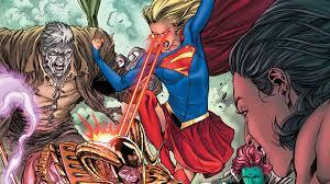 supergirl annual 1 dc