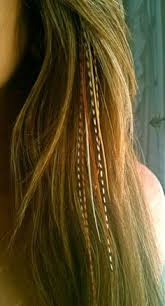 feather extensions always dolled up trend how to wear feather extensions 6 tips