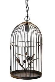 Birdcage Chandelier Shabby Chic 84 Best Birdcage Lumination Images On Pinterest Bird Houses