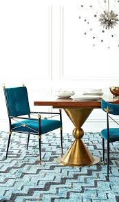 71 dining room ideas amazing luxe dining room with gold pendant