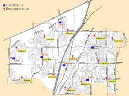 map of allen station siren map allen tx official website