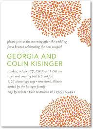 wedding brunch invitations wording pre wedding brunch invitation wording mini bridal