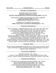 Customer Service Representative Resume Sample summary highlights