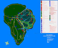 True Map Of The World by Jurassic World Has Me All Kinds Of Excited What Do You Hope They