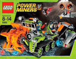amazon black friday lego sales amazon com lego power miners crystal sweeper 8961 toys u0026 games