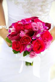Bridal Bouquet Ideas St John Virgin Islands Florists Beach Wedding Flowers Island