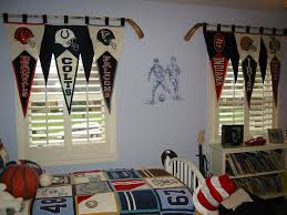 Baseball Decorations For Bedroom by 66 Best Kids U0027 Room Decor Images On Pinterest Hockey Bedroom